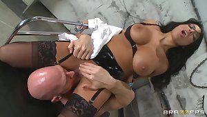 Dr. Kate will abominate raped today at one's disposal her workplace, enjoy