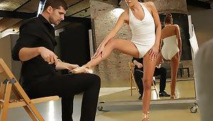 The Ballerina's Feet